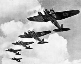 German Planes Battle Of Britain