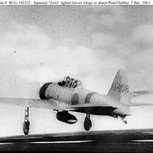 218px-Jap Zero Leaves Akagi-Pearl Harbor