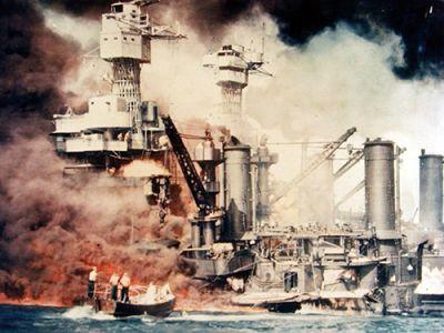 Pearl Harbor Aftermath 0